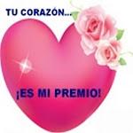 Tu corazón es mi premio