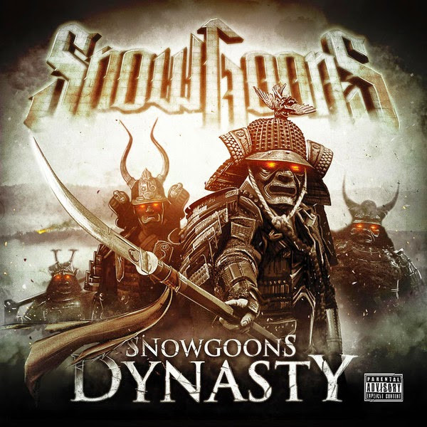 Snowgoons - Snowgoons Dynasty Cover