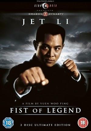 Tinh Võ Anh Hùng - Fist of Legend - 1994