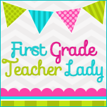 First Grade Teacher Lady