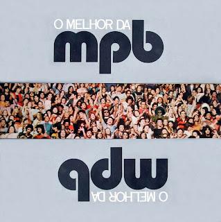 Capa O Melhor De: MPB