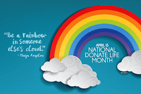 2018 NATIONAL DONATE LIFE MONTH