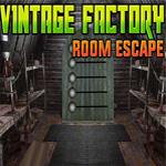 Games4King Vintage Factory Rooms Escape
