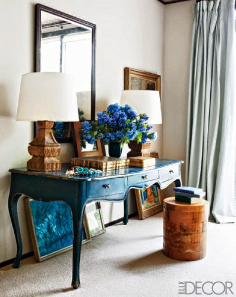 blue & white/lulu klein interiors