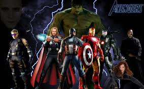 Film Terbaru 2012 The Avengers (2012)