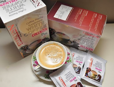 EVERLYNN NIKMATNYA WHITE COFFEE COLLAGEN PLUS