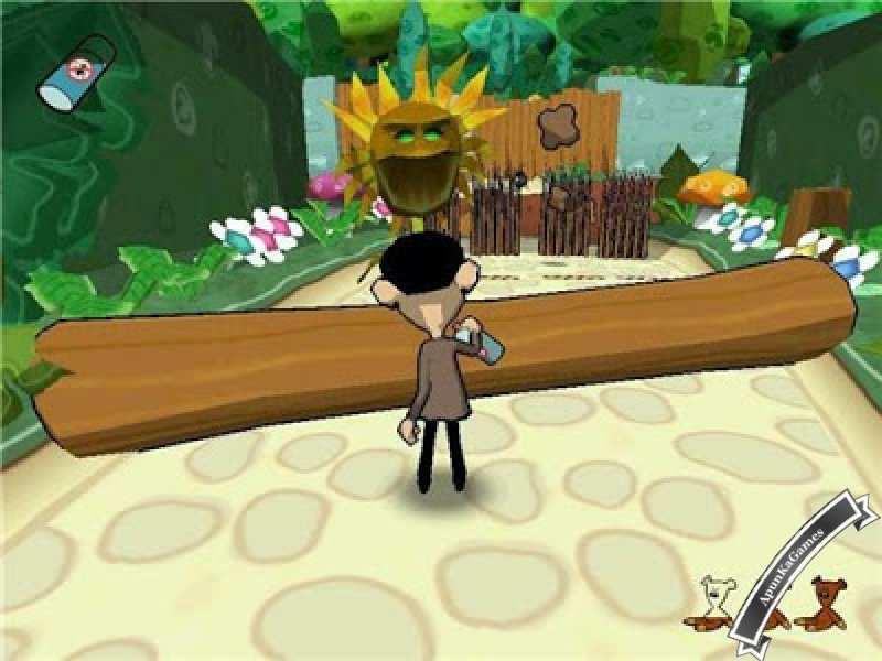 Mr Bean Game Screenshots