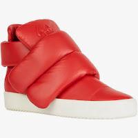 AmberAlert123's Top Pick: Giuseppe Zanotti 'Puff-Strap' Sneakers