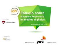 Estudio inversión Publicitaria