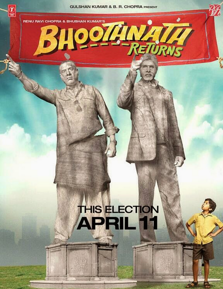 Watch Bhoothnath Returns (2014) Full Hindi Movie Free Download