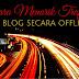 Cara Menarik Trafik ke Blog Anda Secara Offline
