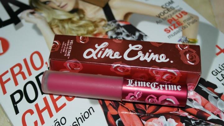 resenha-velvetine-pink-velvet-lime-crime-debby-shop