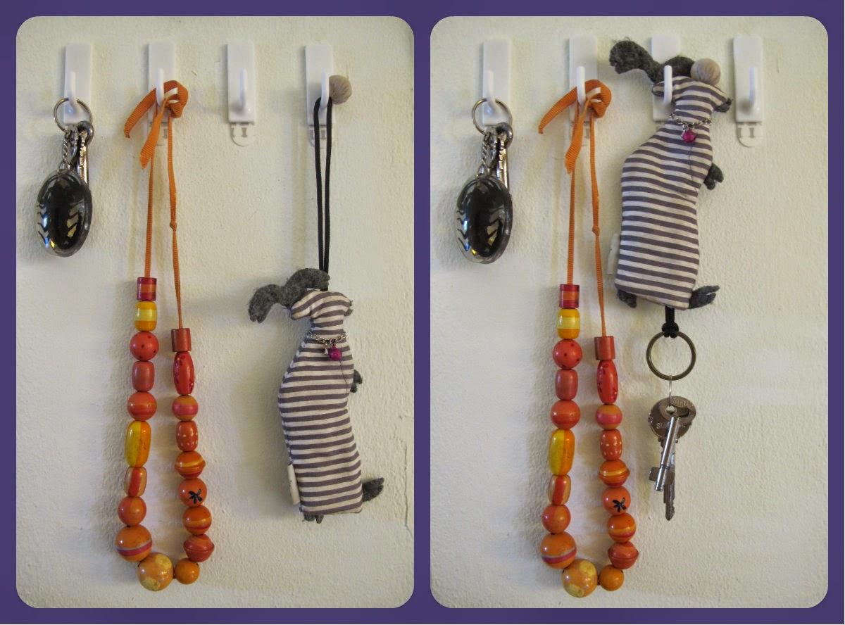 orange necklace, pihuaton cave souvenir, scorpion keychain, crazy little famiily adventure