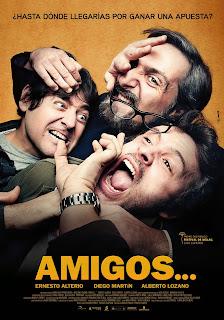 Amigos… online (2011) szinkronizált