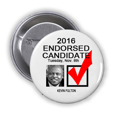 RACE FOR DISTRICT JUDGE, 11TH JUDICIAL DISTRICT -- Kevin Fulton