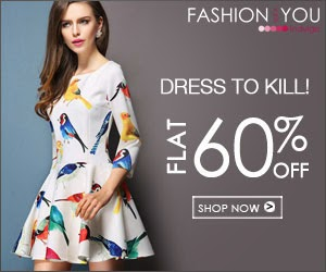 "Fashionandyou : Buy "" Dresses to Kill"" at Flat 50 % Discount + Extra 20% discount"
