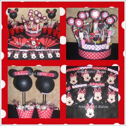 Ideas de Minnie para cumpleaños - Imagui