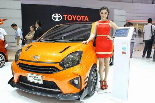Harga Mobil Toyota Agya Baru di Mojokerto