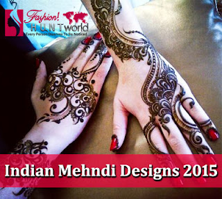 Latest Indian Mehndi Designs 2016-2017 | New Henna Designs By Indian Henna Artists