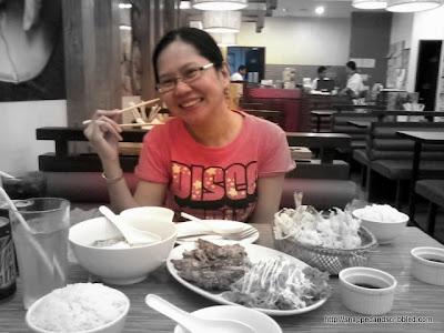 Pig Out with Sister #2 At Rai Rai Ken