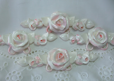 creating cottage roses