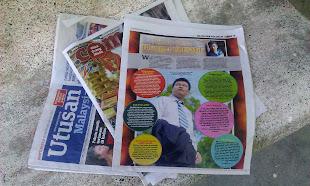Utusan Malaysia 30 Mac 2013