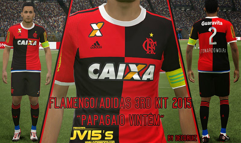 Uniforme do Flamengo Pes 2014 Pes 2015 Uniforme do Flamengo