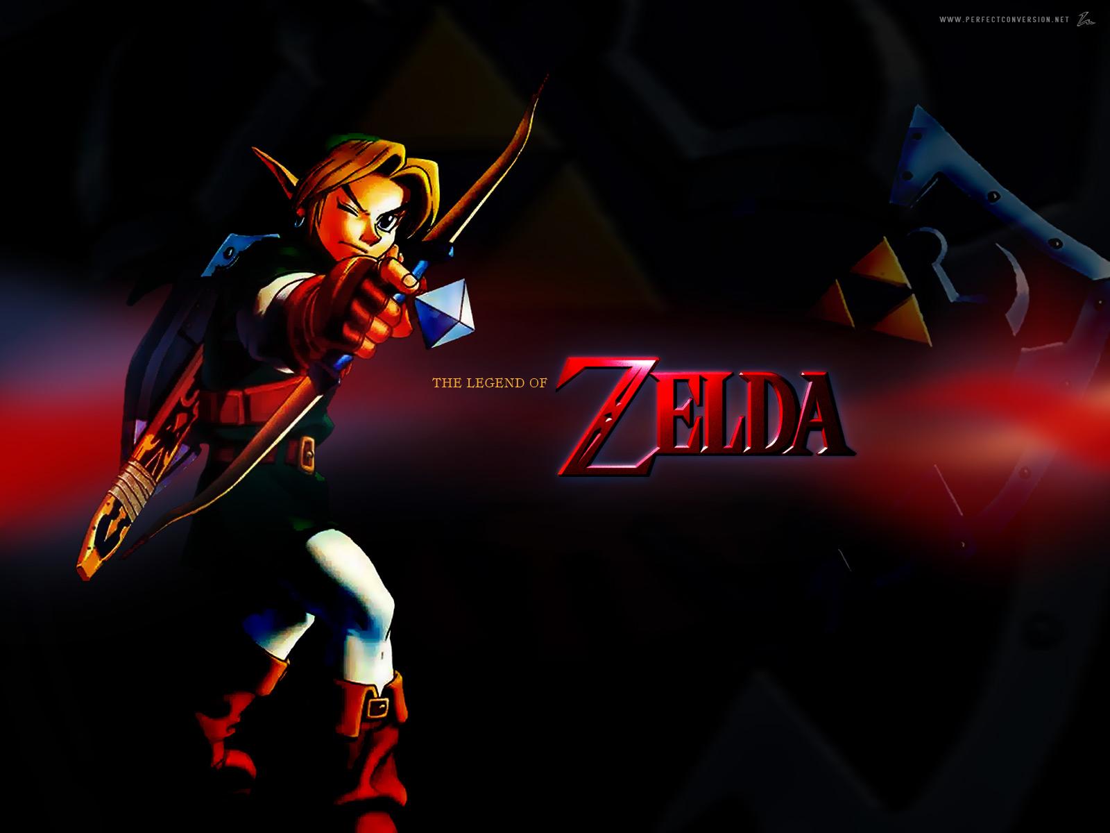 legend of zelda desktop