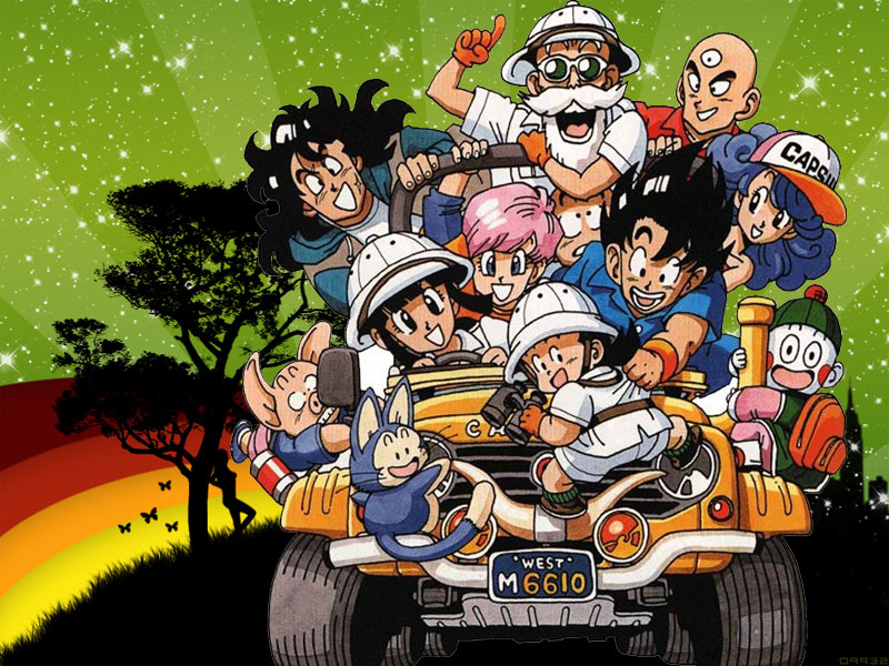 Dragon Ball Z Cartoon Network