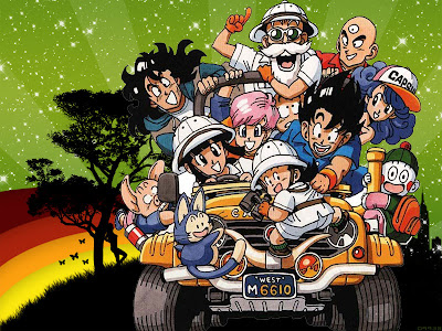 Dragon Ball Z Cartoon Network Wallpapers 2012