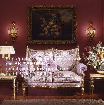 sofa classic jepara furniture mebel ukir classic jepara jual sofa tamu set ukir sofa tamu klasik set sofa tamu jati jepara sofa tamu antik mebel jati antik jepara SFTM-66019,Sofa classic Queen cat gold leaf