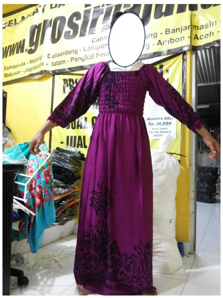 Gamis Bali Murah 48rb