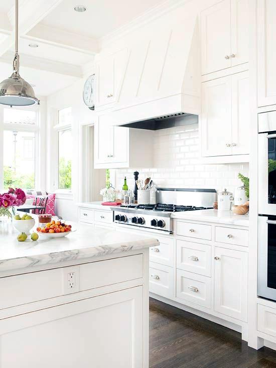 Coastal Style Hamptons Style Kitchen Makeover