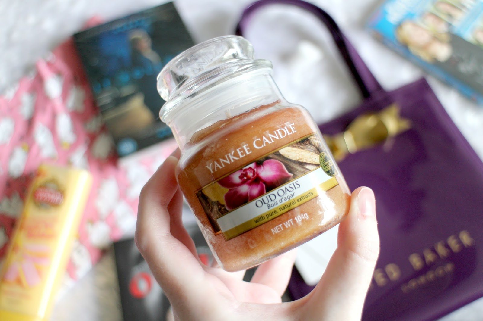 Oud Oasis Yankee Candle Review