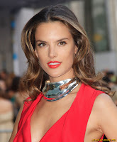 Alessandra Ambrosio 2011 CFDA Fashion Awards in NYC