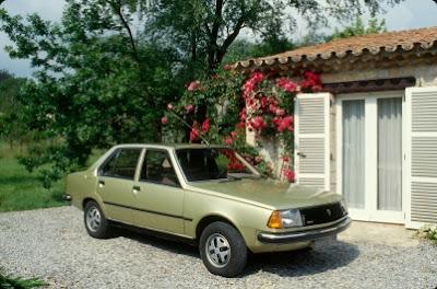 Renault 18 GTD Model 80