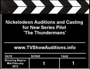 Nickelodeon The Thundermans Auditions Casting Calls
