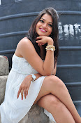 Ashwini latest sizzling photos in white-thumbnail-18