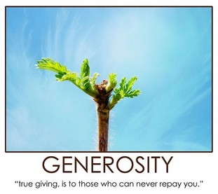 GENEROSITY Moral Short Stories