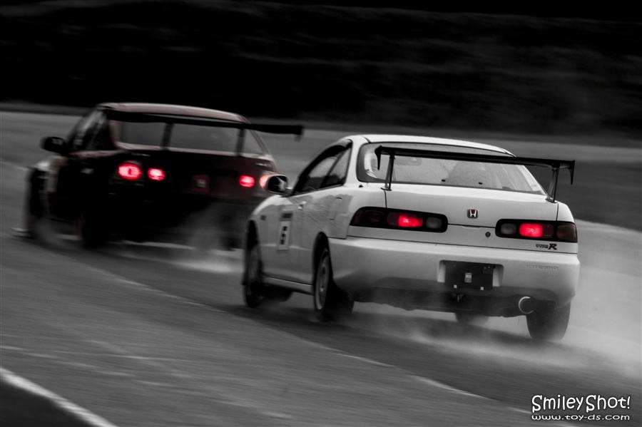 Lexus IS XE10, Honda Integra Type R DC2, VTEC is kicking in, sportowe fury, tory wyścigowe, racing, Japonia, pasja, wyścigi, zdjęcia
