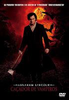 Abraham Lincoln: Caçador de Vampiros - DVDRip Dual Áudio