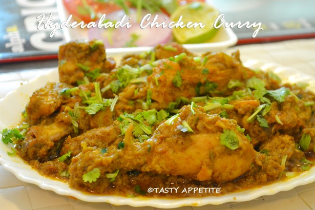 Andhra chicken curry hyderabadi chicken curry spicy chicken recipes forumfinder Choice Image