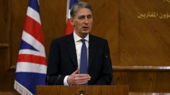 Menlu Inggris Tuding Putin Perburuk Suriah
