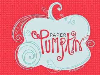 Have You Tried My Paper Pumpkin?