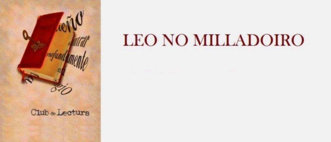 LEO NO MILLADOIRO