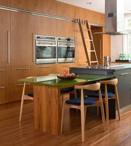 Latest Kitchen Island Designs: New Home Interior Design: Kitchen Island Designs I Love
