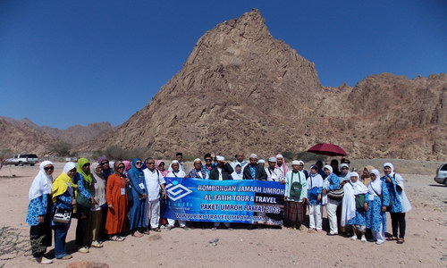 Alfatih Biro Perjalanan Haji dan Umrah
