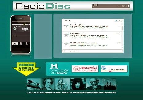 RadioDisc   95.9 FM  Huelva