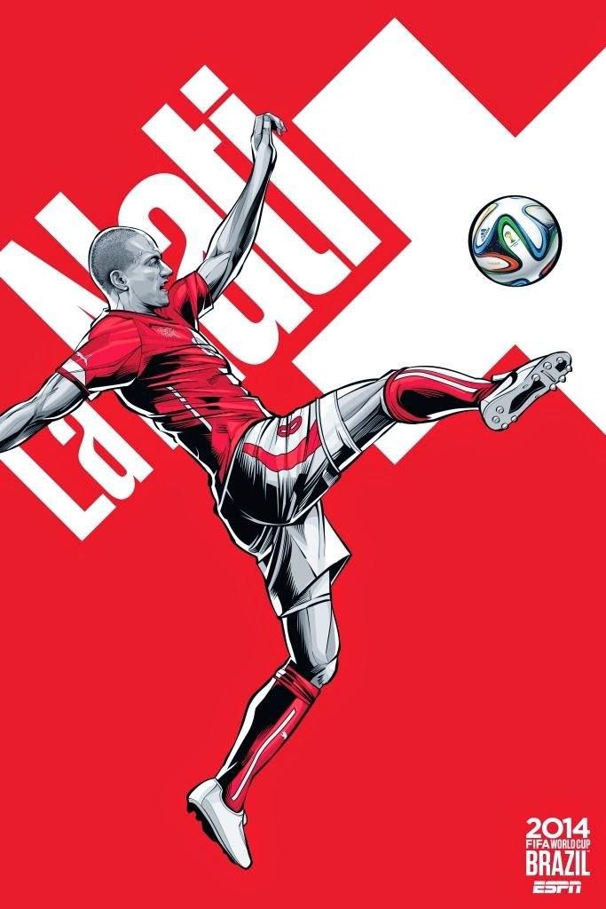 Switzerland Team FIFA 2014