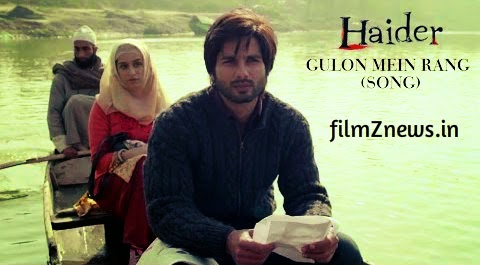 Gulon Mein Rang Video Song from Haider (2014) Bollywood Movie
